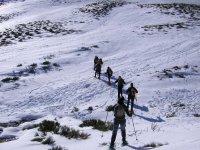 Disfrutando de la Sierra de Bejar