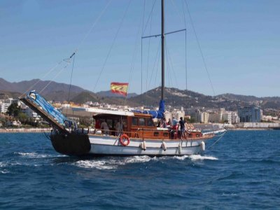 Boat For Groups With Activities, 3h Marbella