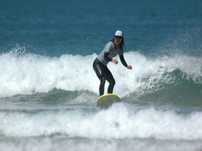 Surfcamping, Loredo beach + 2days SurfHouse