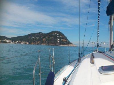 乘船游览Costa Brava半天