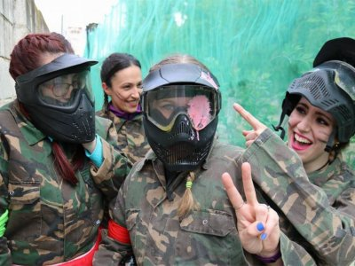 Tierraventura Paintball