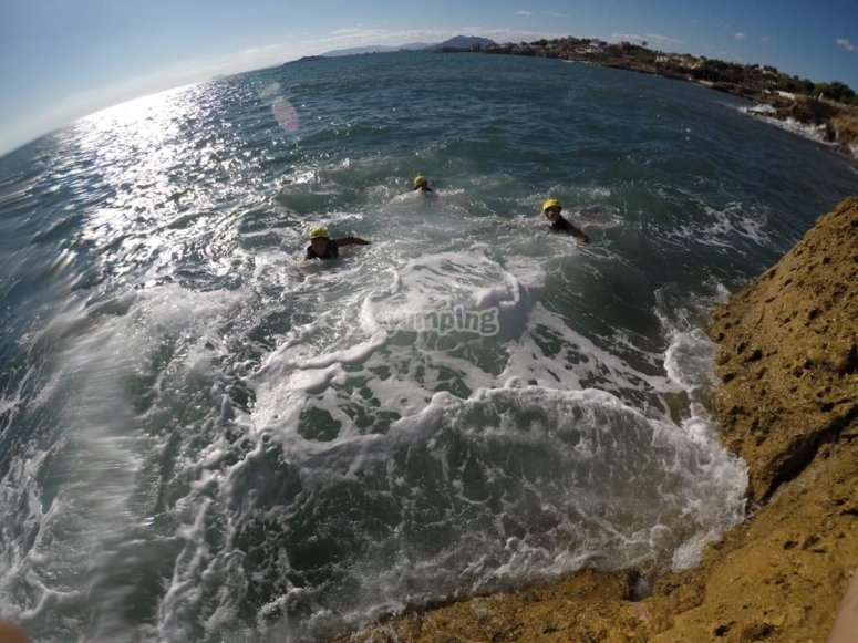 测试coasteering