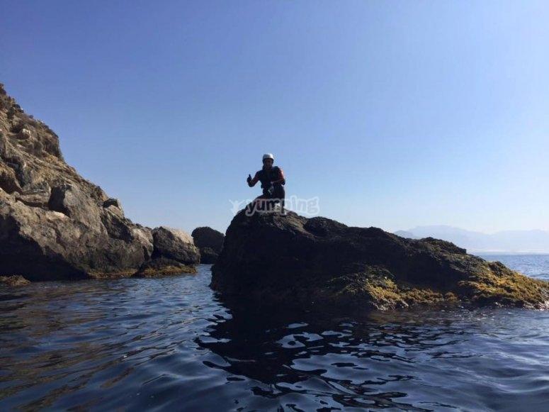 Coasteering课程