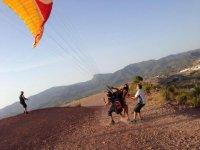 Paragliding classes in Murcia