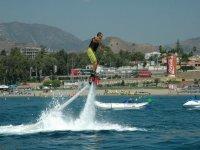 Flyboard a Marbella, 15 minuti