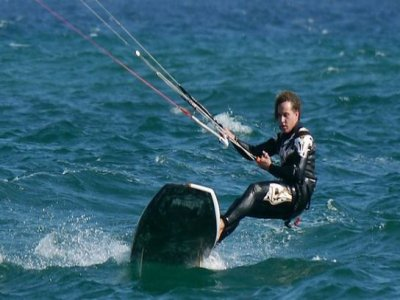 Lezioni di kitesurf a Malgrat, 1 ora