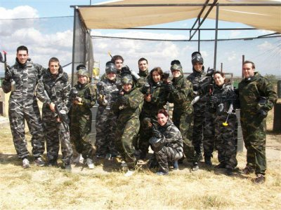 Zaragoza Paintball