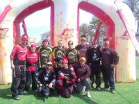 Arbitros profesionales. Campeones IPT 2010 Peñiscola