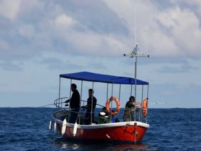 Mezza giornata di pesca in bocce e canne