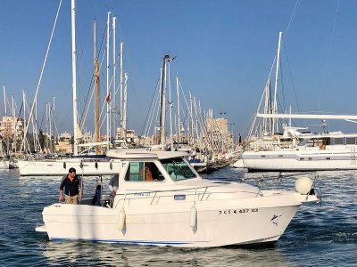 Fishing Boat Activity Torrevieja + Accommodation
