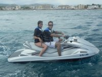Rent one of our jet skis