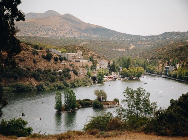 Hermoso entorno en Segovia