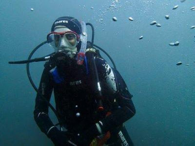 Curso de Open Water Diver 1 * Fedas en Lugo