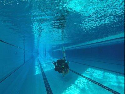 开放水域潜水员课程1 *卢卡的Fedas