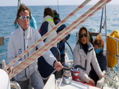 马拉加帆船之旅4小时