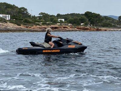 1-Day Jet Ski Rental in Ibiza