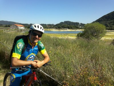 Escursione in mountain bike Joyel Marsh Natural Park 2h