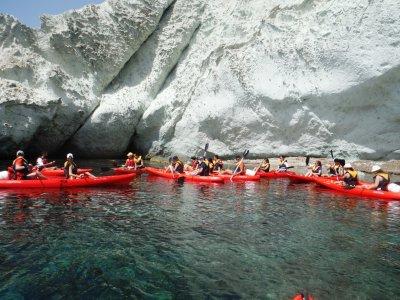皮划艇双人Cabo de Gata出租4小时