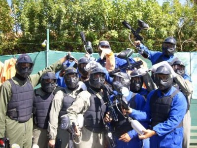 Paintball Tenis Center Maspalomas