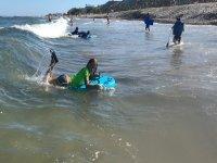 身体冲浪课程