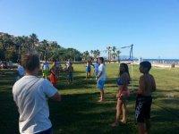 juegos campamentos urbanos Oropesa