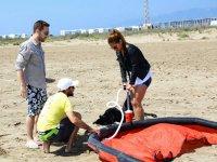 Initiatory Kitesurfing Session, Sant Carles 2-3h