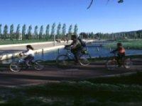 carril-bici Estany