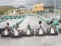 carrera de karts