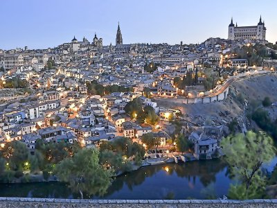 Guided tour in Toledo, 2 hours 30 min.