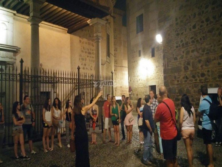 Secrets of Toledo