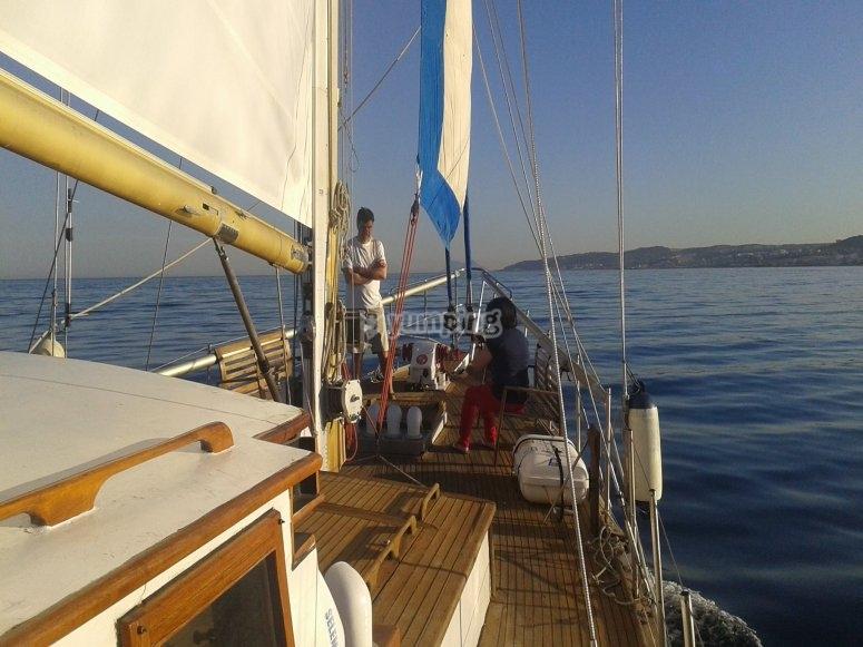 Preparados para navegar