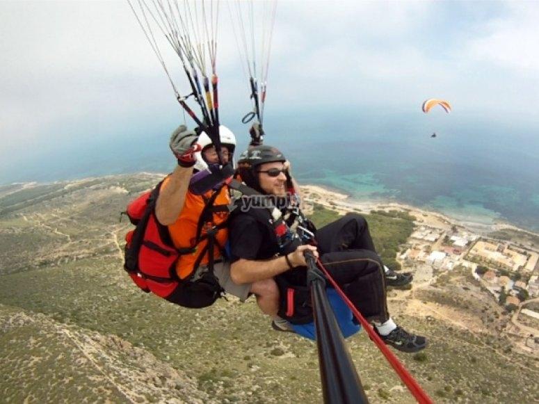 Sobrevolando San Juan