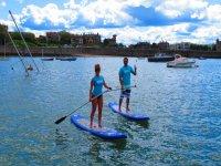 Ruta en Paddle Surf por ría de Bilbao 2 horas