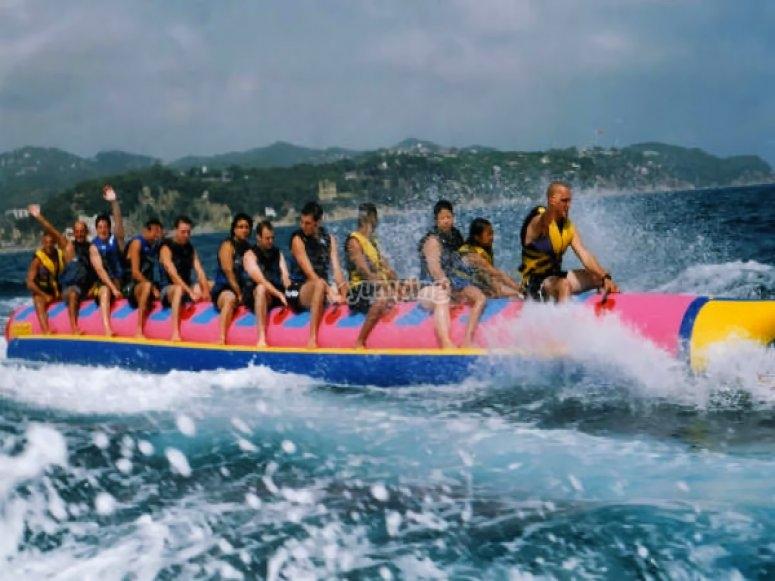 香蕉船团体