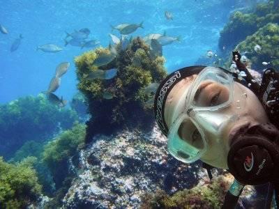Bautismo de Buceo Discover Scuba Diving Aguadulce