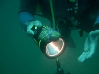 Inmersión de buceo en Canet con equipo completo