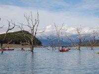 Kayak in Aínsa