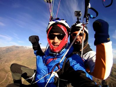 Olivair Flying & Adventure Services Parapente