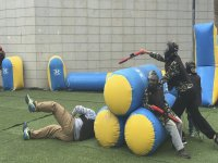 Paintball urbano
