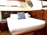 Camarote con cama doble