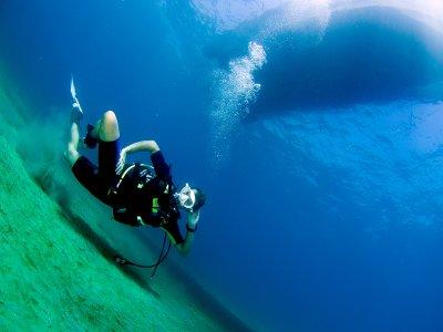 Pack 4 inmersiones buceo en Canet + 1 gratis