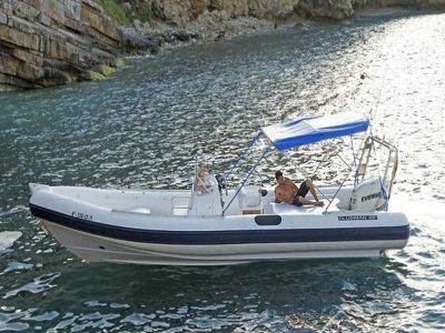 Alquiler de barco en Ibiza, 10 horas