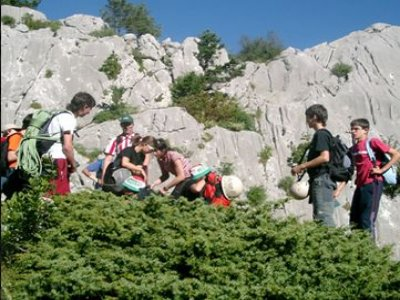 Climbing camp Pyrenees 1 week