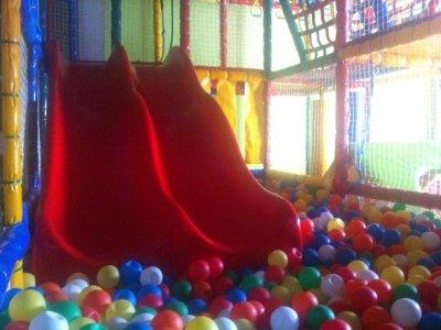 Cumpleaños en parque infantil de Els Poblets