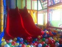 Juegos del parque infantil