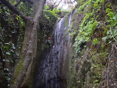 Canyoning Introduction 4 hours in Gran Canaria
