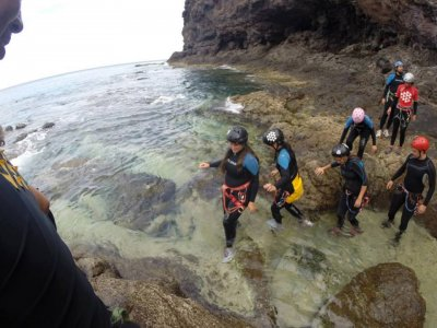 4 hours Induction to Coasteering in Agaete