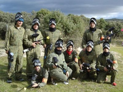 Paintball Boadilla
