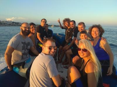 Mar de Hielo Paseos en Barco