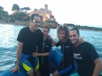 Con il castello di Tamarit